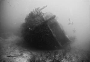 South Florida Wrecks - Mercedes