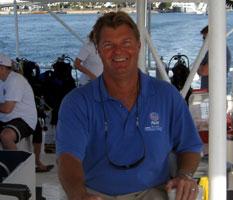 Dive Shop Staff & Crew Bill Cole