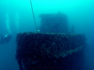 South Florida Wrecks - The Tracey