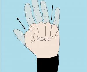 scuba diving hand signals