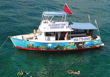 Ft Lauderdale Dive Boats