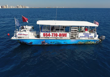 Ft Lauderdale Dive Boats