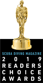 Sea Experience was voted One of the Best Dive Operators in North America by Scuba Diving Magazine readers in the 2019 Annual Readers Choice Awards!